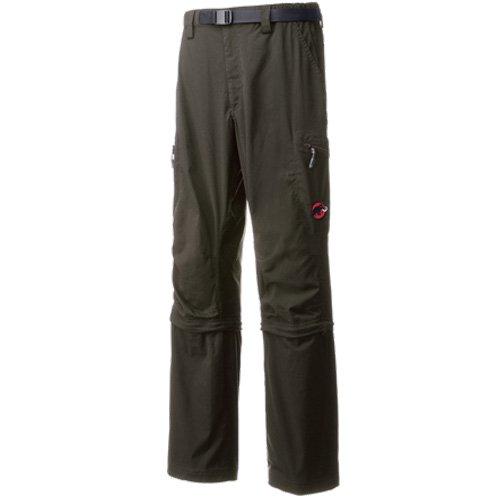 マムート(MAMMUT) Tuff Light 3/4 2in1 Pants Men ジャパンライセンス メンズ 7205-bison 1020-07991