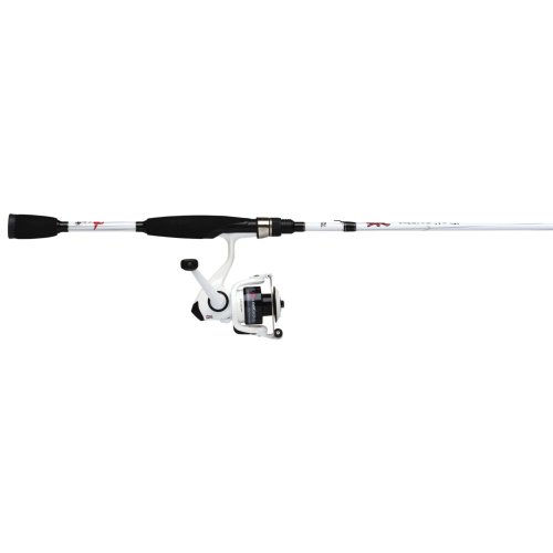 Abu Garcia Ike Dude M Spinning Combo, 6-Feet (Pack of 1)