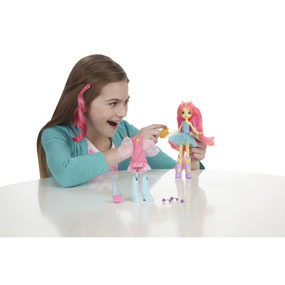 Doll with Ponyfied Style