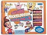 Best of Nickelodeon Drawing Book & Kit (Nick Drawing Books & Kits) (1560108827) by Crespo, Steve