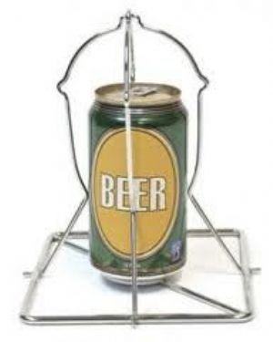 beer can chicken rack