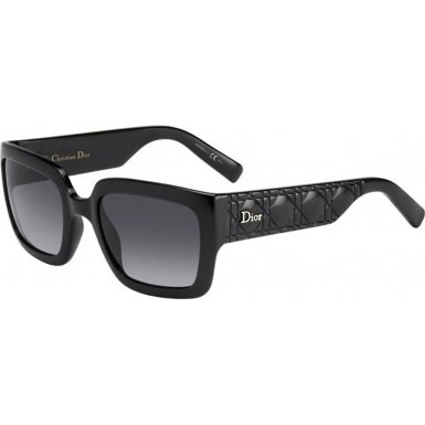Christian Dior  Christian Dior Mydior 1/N/S Sunglasses Shiny Black / Gray Gradient