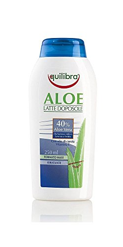 aloe latte dopo sole corpo 250 ml