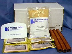 Venison Snack Stick Sausage Kit