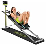 Total Gym Force Everything Your Body Needs, with Over 60 Exercises, on Just One Machine