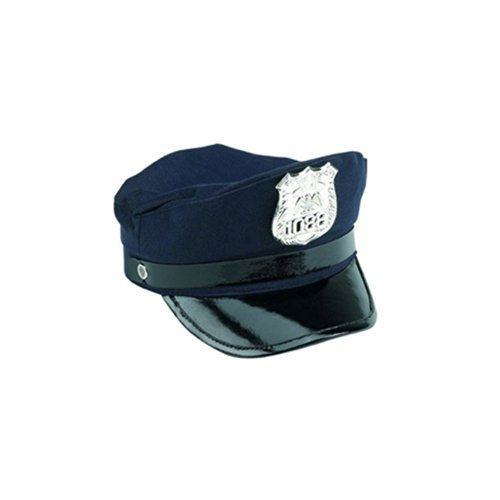 Jr. Police Officer Cap Only