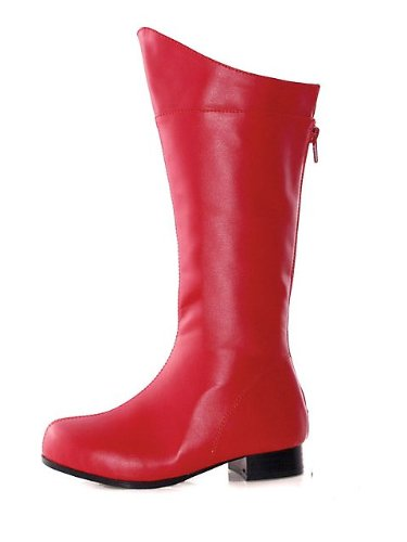 Shazam Red Child Boots - Accessories & Makeup