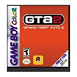 Grand Theft Auto 2 - Game Boy Color