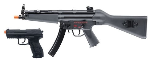 Mp5 Airsoft Amazon k Mp5 Electric Airsoft Gun