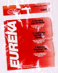 60300 Eureka Vacuum Cleaner Replacement Belt (2 Pack)