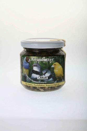 Claus-Keimfutter-ExotenKanarienvgel-210ml