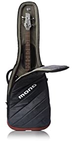 MONO M80-VEB-GRY Vertigo Bass Guitar Case - Grey