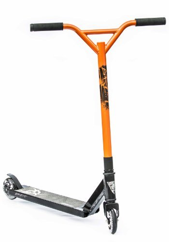 Grit C Y Series Custom Pro Scooter (Acid Orange)