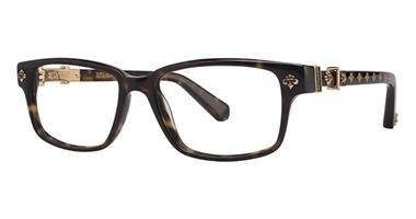 Affliction DRAGO Designer Eyeglasses - Tortoise/Gold