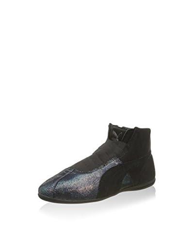 Puma Hightop Sneaker Eskiva Mid Ds schwarz