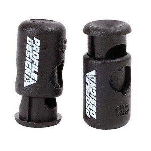 Profile Design Lace Locks (Black, One Size) (Profile Design Race Belt compare prices)
