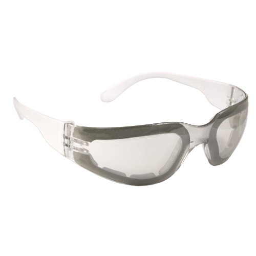 609833ba38a Radians MRF191ID Mirage Foam Lined Safety Eyewear with Indoor Outdoor  Anti-Fog Lens