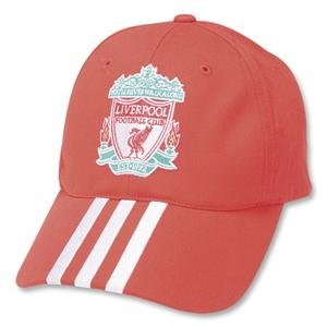 Liverpool 3 Stripe Cap