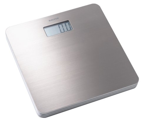 Cheap Salter 984 Electronic Bathroom Scale, Stainless Steel (B0000U5RRG)