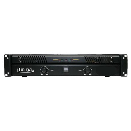 Mr. Dj AMP5800 2 Channel Professional Power Amplifier 