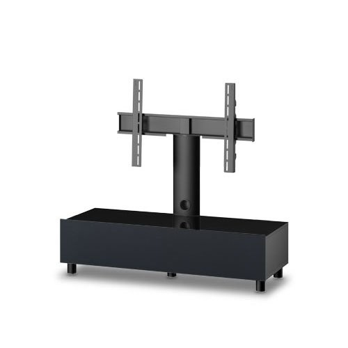 Sonorous Neo Troy Cantilever TV Stand for Up to 50 inch TVs - Graphite