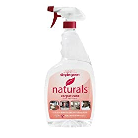 Simple Green Naturals Carpet Care - GoVacuum