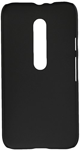 reputable site 25215 95560 Nillkin Frosted Shield Hard Back Cover Case for Motorola Moto G3 (3rd  Generation) (Black)