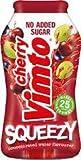 Vimto Squeezy Cherry Water Enhancer 50ml