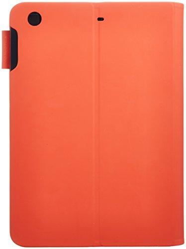 ロジクール iPad Air用ウルトラスリム キーボード(マーズレッドオレンジ)Logicool Ultrathin Keyboard Folio TF725RD
