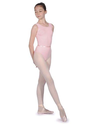 Roch Valley CJune ärmelloses Ballett Trikot aus Baumwolle