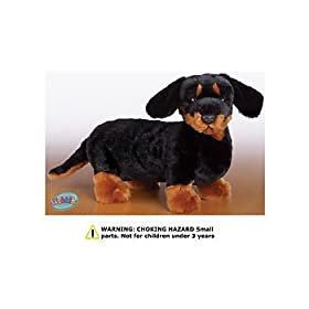 Webkinz Plush Stuffed Animal Dachshund