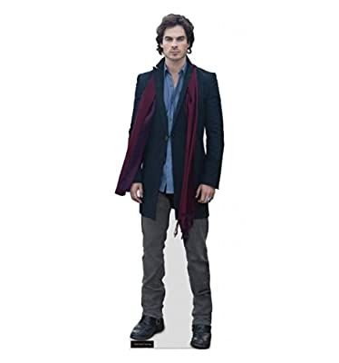 Damon Salvatore - Vampire Diaries - Advanced Graphics Life Size Cardboard Standup