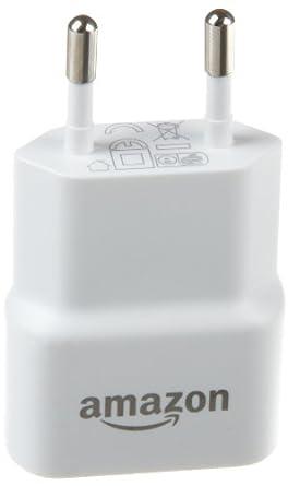 Caricatore a corrente per eReader, Kindle UE USB [compatibile con Kindle Fire HDX (3ª generazione), Kindle (7ª generazione)]