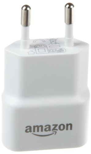 Amazon Kindle Eu Power Adapter (Kindle, Kindle Touch, Kindle Keyboard, Kindle Dx)