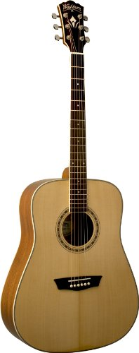 Washburn WD10S Dreadnought Acoustic Guitar