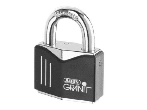 Abus - 37/60 60mm Granit Vorhängeschloss Gleichschließend - ABUKA00016