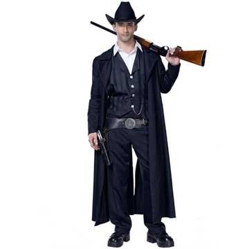 Bounty Hunter Adult Costume