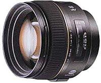 Minolta Maxxum AF 85mm 1:1.4 F1.4 lens by Minolta