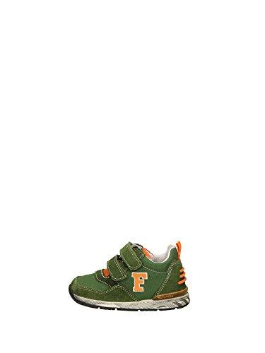 Naturino FALCOTTO DANNY Sneakers Strappo Bambino Verde 20