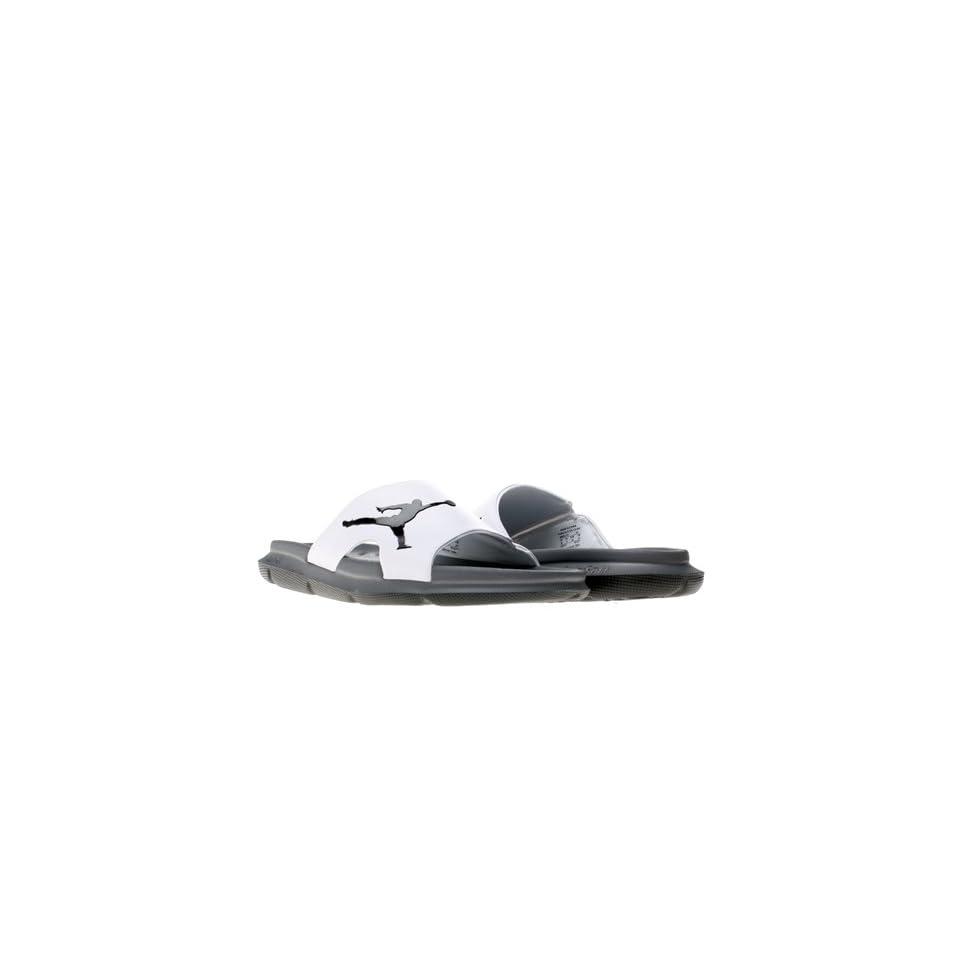 13978dc136bba3 Nike Air Jordan RCVR Slide Mens Flip Flops 486995 101 White 8 M US ...
