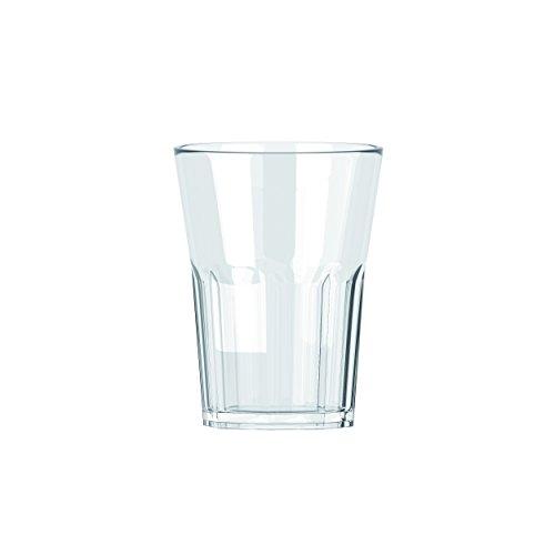 Verre à Mojito x6 33/43cl en plastique incassable réutilisable sans BPA - Cupkiller