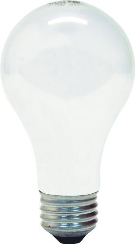 GE Lighting 41026 865-Lumen A19 Light Bulb with Medium Base, 60-watt, 4-Pack by GE Lighting (60w Appliance compare prices)