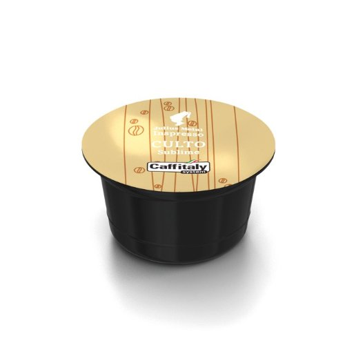 Purchase Caffitaly Crem Caffe Culto 100% Premium Arabica Coffee Capsules DUALIT COMPATIBLE from Coffea Online Com