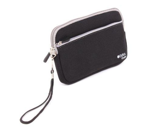 DURAGADGET Medium Black Protective Sleeve For Polaroid Pogo