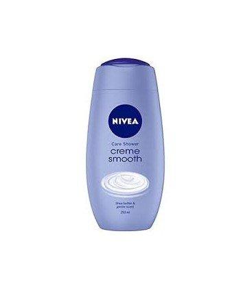 nivea cream smooth shower gel 250ml