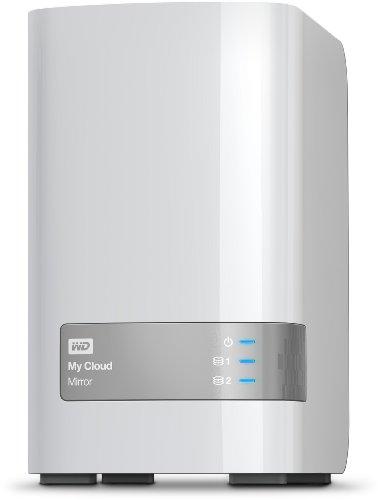 WD My Cloud Mirror Pers�nlicher Cloud-Speicher 8TB (8,9 cm (3,5 Zoll), Doppellaufwerk, NAS)