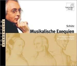 Schütz, Musikalische Exequien