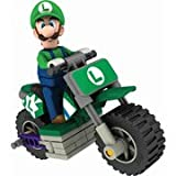 K'NEX Mario Kart Standard Bike Building Set, Luigi