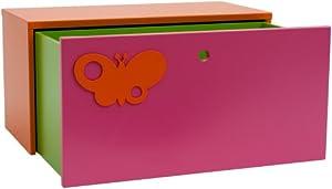 yam&toast Free Range Toybox, Pink from Yam & Toast