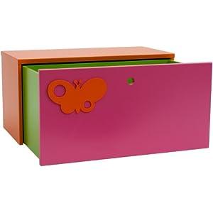 yam&toast Free Range Toybox, Pink